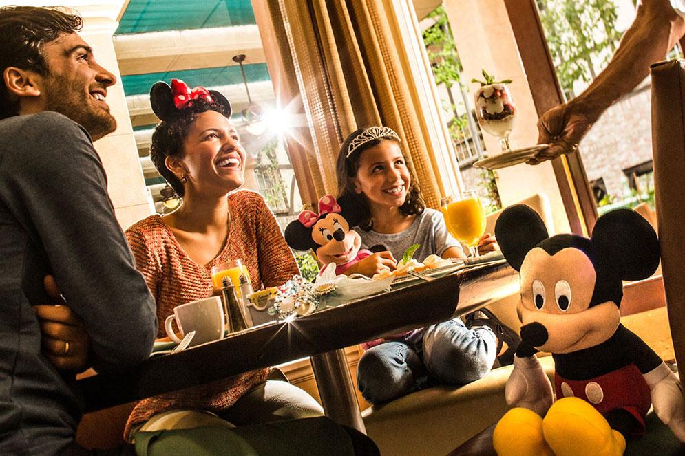 Disney family photos